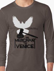 Merchant of Venice - Shakespeare Long Sleeve T-Shirt