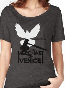 Merchant of Venice - Shakespeare Women's Relaxed Fit T-Shirt