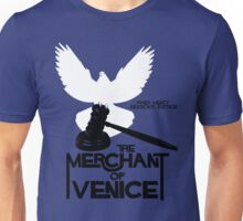 Merchant of Venice - Shakespeare Unisex T-Shirt