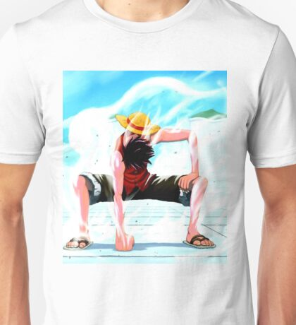 One Piece epic cool monkey d luffy ace epic Unisex T-Shirt