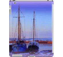 Topsham in Snow iPad Case/Skin