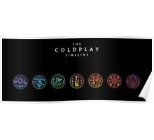 Coldplay 9 Poster