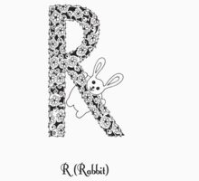 R is for Rabbit Kids Clothes