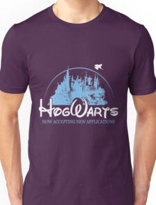 Harry Potter Funny Hogwarts Now Accepting Unisex T-Shirt
