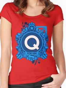 FOR HIM - Q Women's Fitted Scoop T-Shirt
