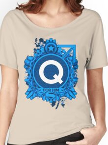 FOR HIM - Q Women's Relaxed Fit T-Shirt