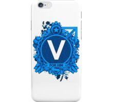 FOR HIM - V iPhone Case/Skin