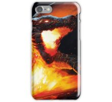 Volcanic Dragon iPhone Case/Skin