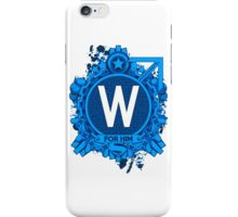 FOR HIM - W iPhone Case/Skin