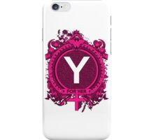 FOR HER - Y iPhone Case/Skin