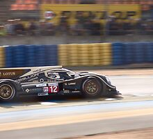 Rebellion Racing at Le Mans 2012 by TheRetroJunkie