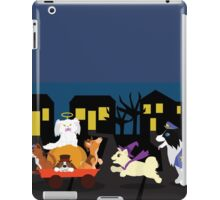 Trick or treat Pets iPad Case/Skin
