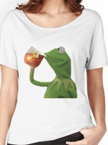 But that's none of my business Women's Relaxed Fit T-Shirt