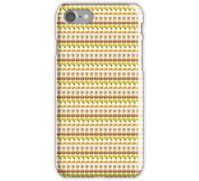 Cheat Day (Emoji Pattern) iPhone Case/Skin