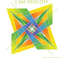I AM HEALTHY - YANTRA by foodyogi