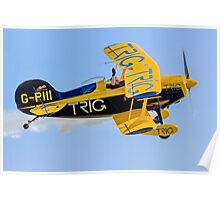 Pitts Waviator Poster