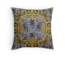 Versace 7 Throw Pillow