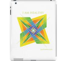 I AM HEALTHY - YANTRA iPad Case/Skin