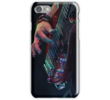 Mad T Party March Hare Bass iPhone Case/Skin