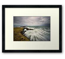 Bells Beach Framed Print
