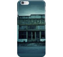 Excuses Have All Dried Up iPhone Case/Skin