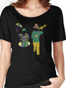 Carnival Time Women's Relaxed Fit T-Shirt