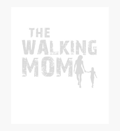 The Walking Mom Cool TV Shower Fans Design Photographic Print