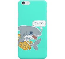 Bollocks iPhone Case/Skin
