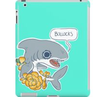 Bollocks iPad Case/Skin
