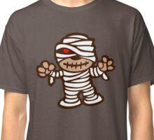 momie mummy cartoon horror show Classic T-Shirt