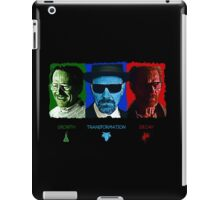 The Rise and Fall of Walter White iPad Case/Skin