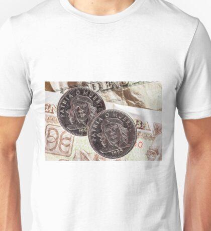 Cuban Pesos Unisex T-Shirt
