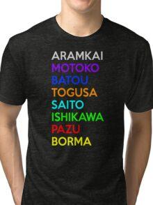 Anime Shirt Tri-blend T-Shirt
