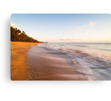 Holloways Beach #1 Canvas Print