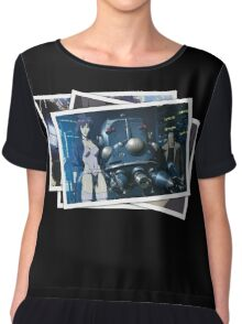 GITS Anime Pictures Chiffon Top