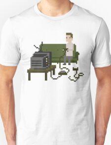 Gamer Pixel Art Unisex T-Shirt