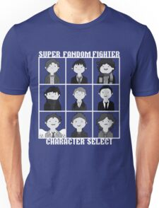 Super Fandom Fighter!  Unisex T-Shirt