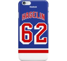 New York Rangers Carl Hagelin Jersey Back Phone Case iPhone Case/Skin