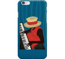 Praise and Worship Piano Player iPhone Case/Skin