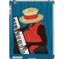 Praise and Worship Piano Player iPad Case/Skin