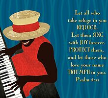 Praise and Worship Piano Player by Janet Carlson