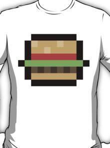 8-Bit Burger T-Shirt