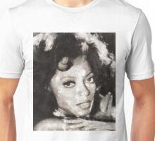 Diana Ross, Singer Unisex T-Shirt