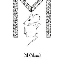 M is for Mouse by Cat-Igrun