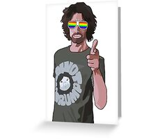NinjaSexParty: The T-Shirt Greeting Card