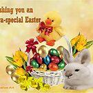 Eggstra-Special  Easter  by Ann12art