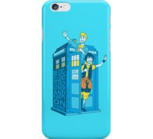 Most Excellent Time Travellers iPhone Case/Skin