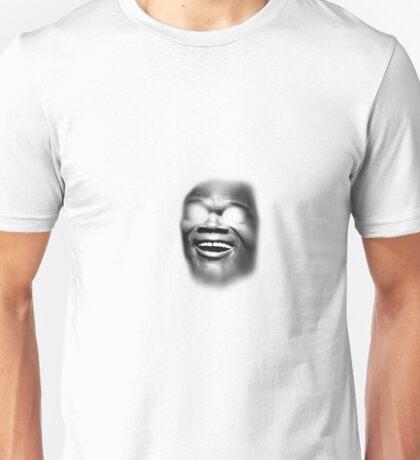 Samuel L Jackson's Empty Face Unisex T-Shirt