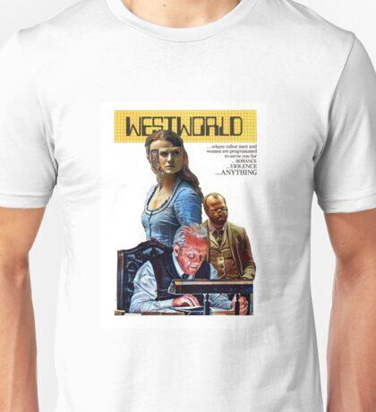 west Unisex T-Shirt