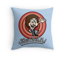 That's Al Folks! (Classic) Throw Pillow